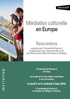 Médiation culturelle en Europe