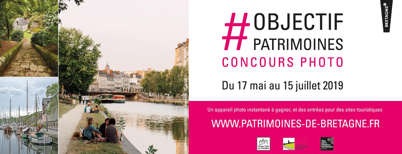 #Objectif Patrimoines